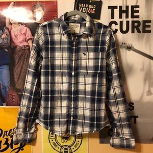 Abercrombie & Fitch Men's Button Down Shirt